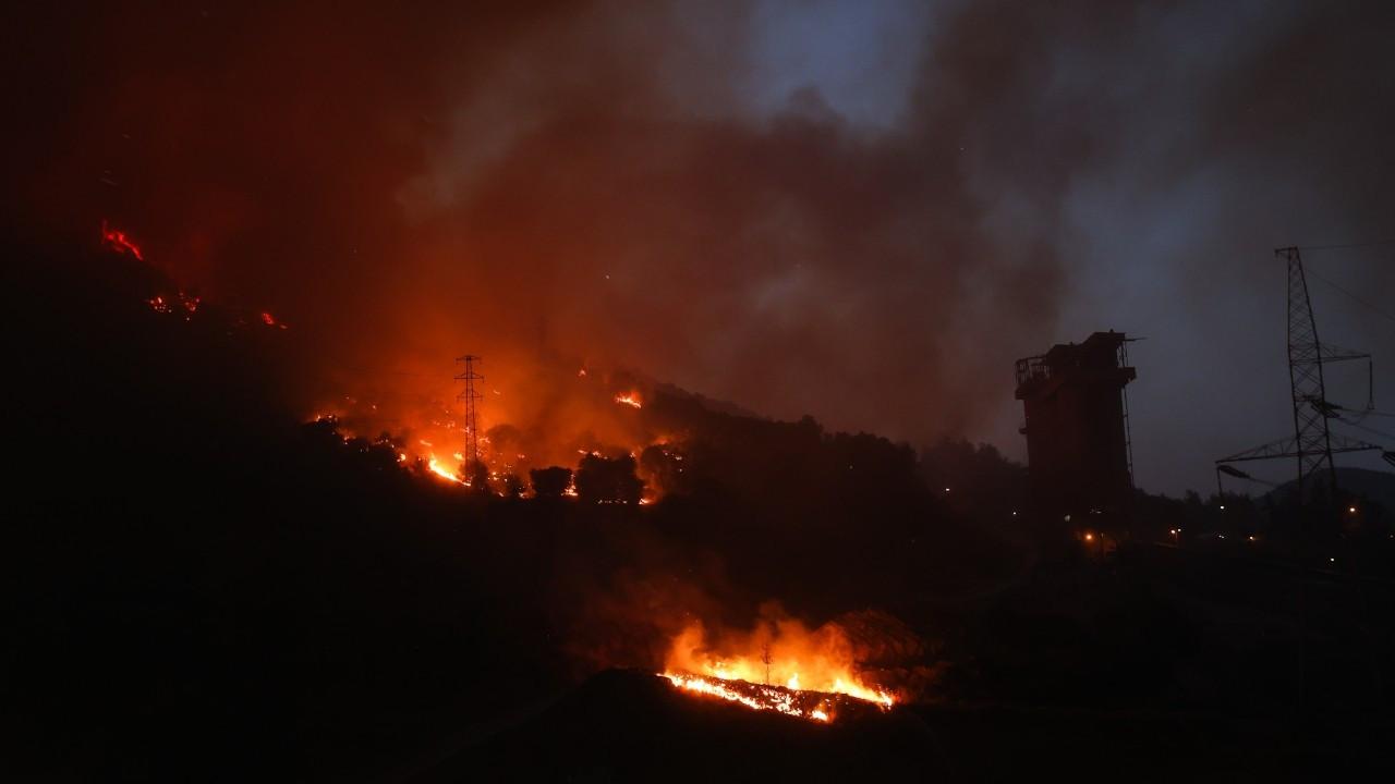 Muğla genelinde 35 bin kişi tahliye edildi