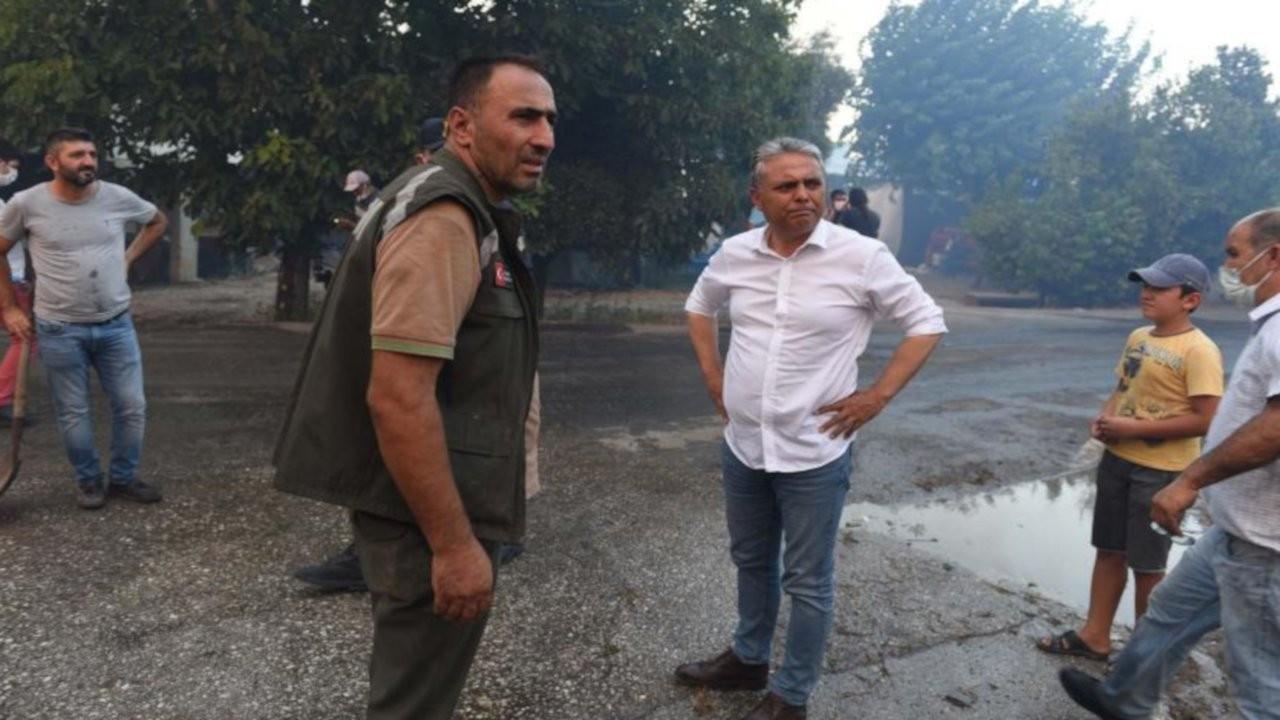Muratpaşa Belediye Başkanı'ndan Tarım ve Orman Bakanlığı'na tepki