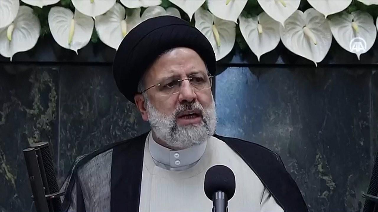 İran'ın yeni cumhurbaşkanı Reisi yemin ederek resmen göreve başladı