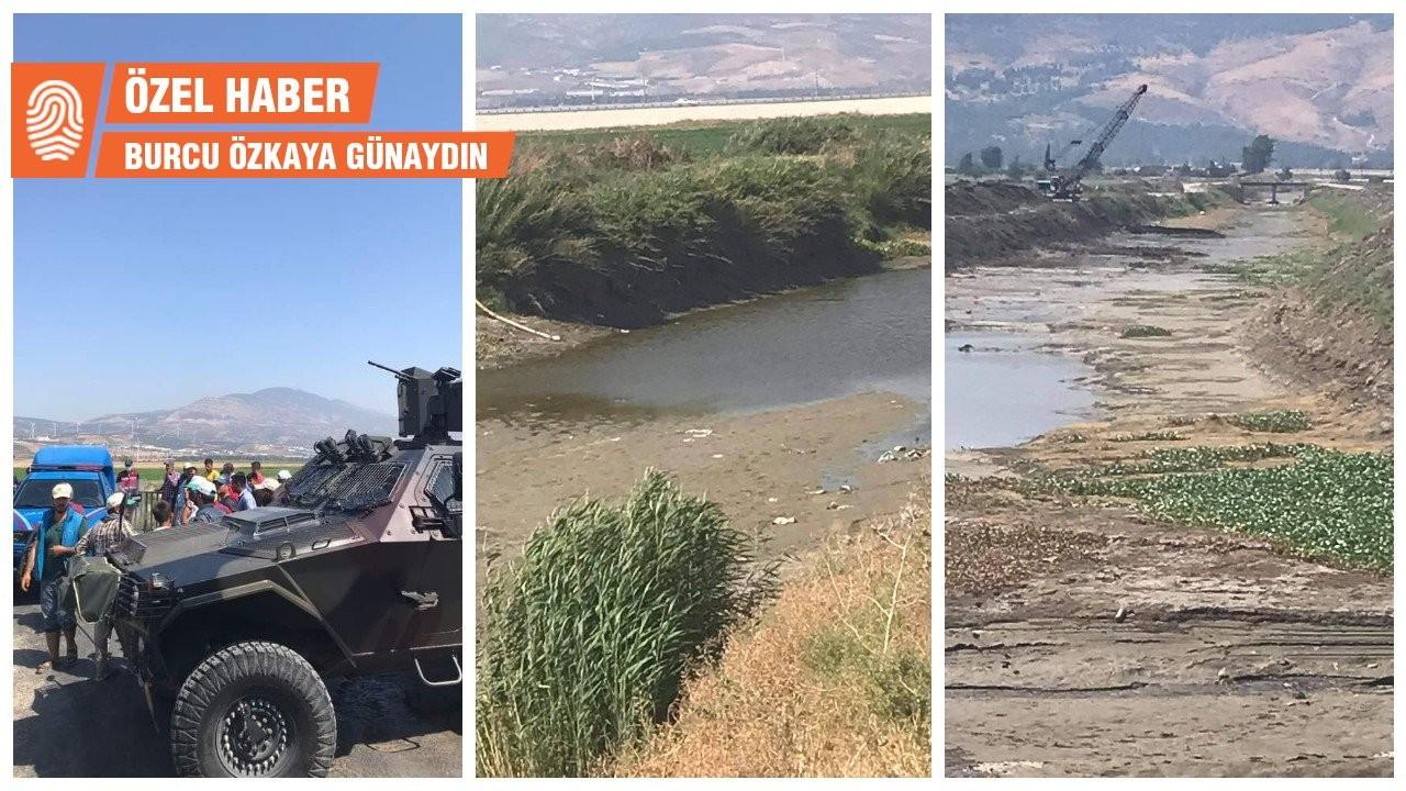 Amik Ovası çiftçisi: Kışın su basıyor, yazın kuraklık yaşıyoruz