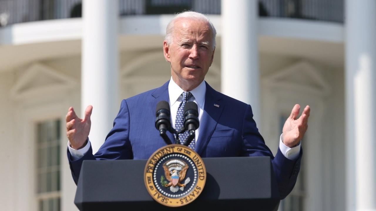 Biden 'sıfır emisyon' kararnamesini imzaladı