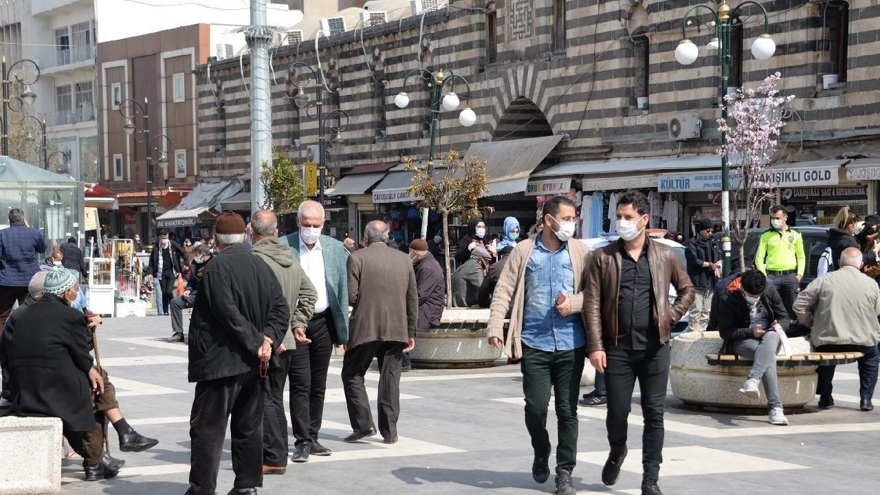 Diyarbakır'da vakalar 2 bine çıktı: Yoğun bakımlar doldu