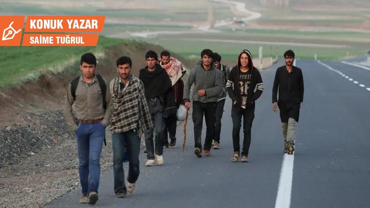Nefret nesnesi olarak mülteciler