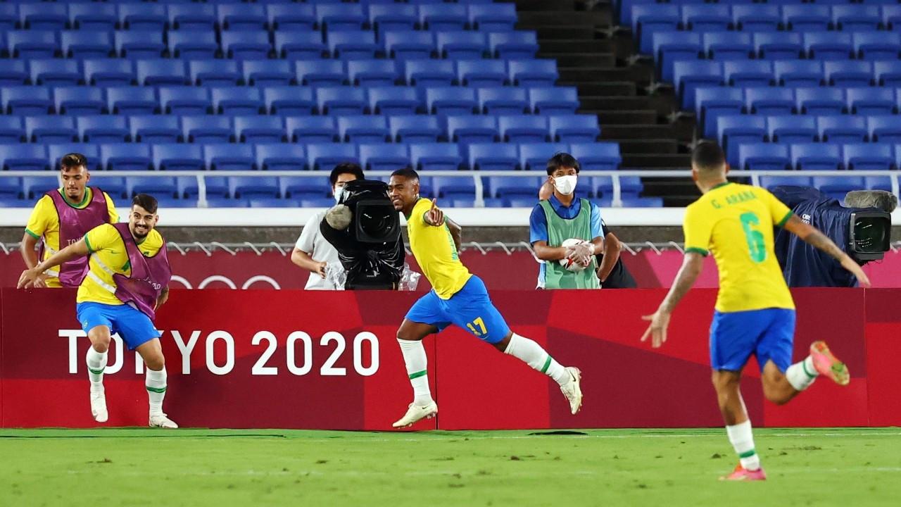 2020 Tokyo Olimpiyat Oyunları: Erkekler futbolda şampiyon Brezilya