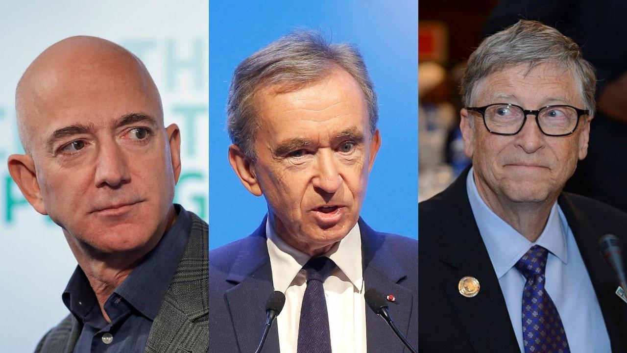 Zirvedeki isim değişti: Dünyanın en zengin 10 insanı
