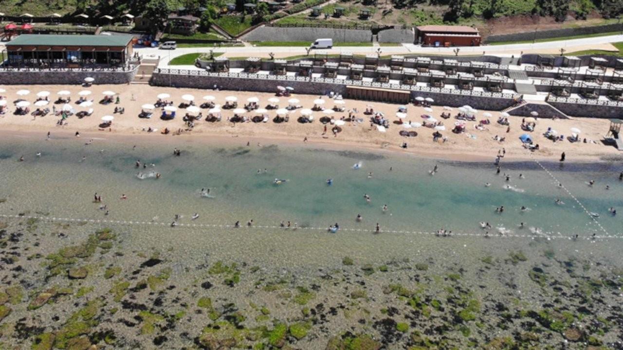 Şile ve Beykoz'da denize girmek yasaklandı