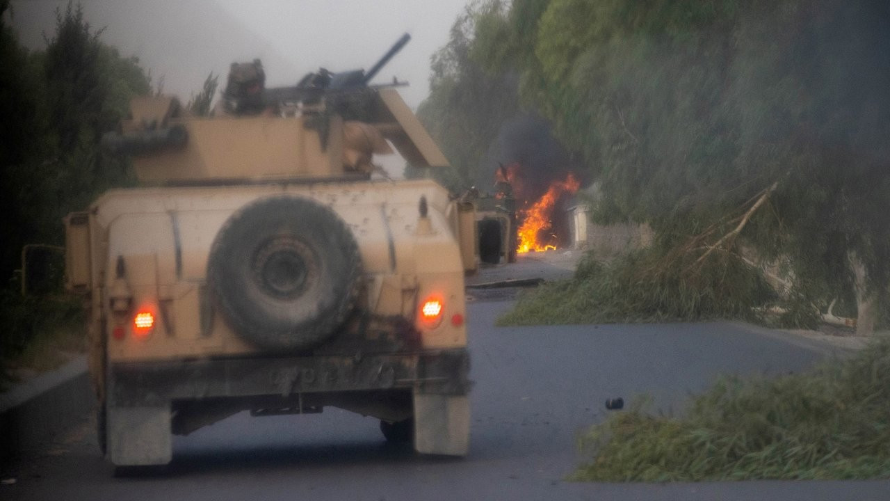 AB yetkilisi: Taliban şu an Afganistan'ın yüzde 65'ini kontrol ediyor