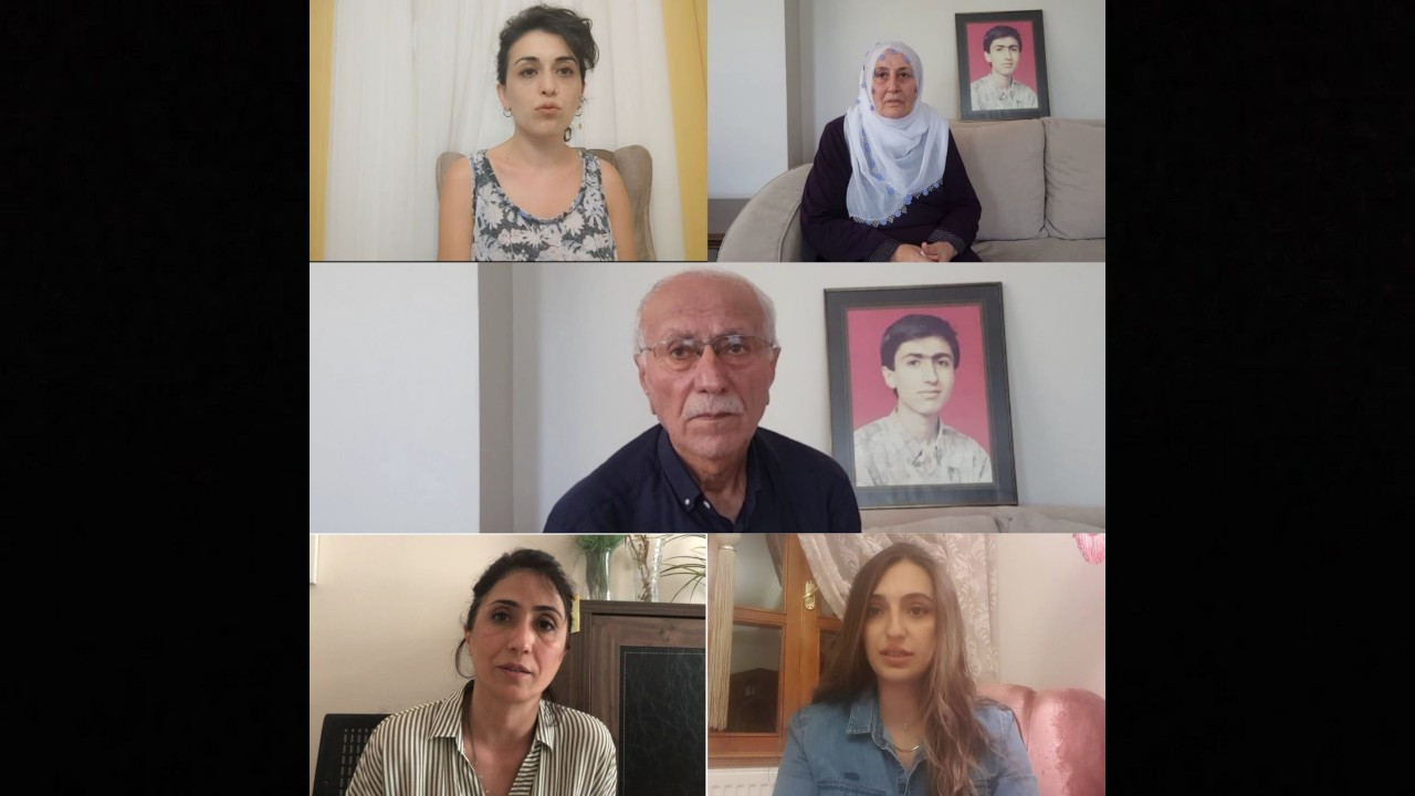 Cumartesi Anneleri: Ferhat Tepe için adalet istemekten vazgeçmeyeceğiz
