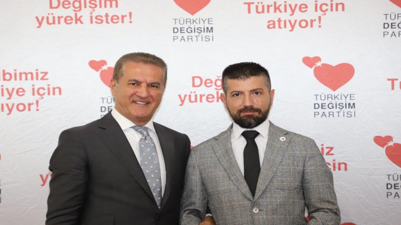 Sarıgül'ün il başkanı 2 ay sonra istifa etti