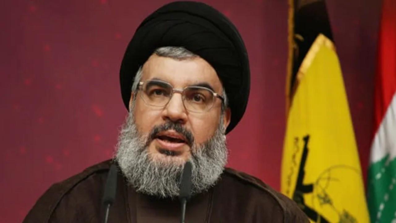 Nasrallah: Hizbullah'ın iç krizlerle meşgul olduğunu düşünmeyin