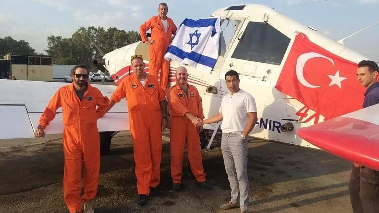 Yetkin yazdı: İsrail'den yangın söndürme uçakları dosyasını açıyoruz