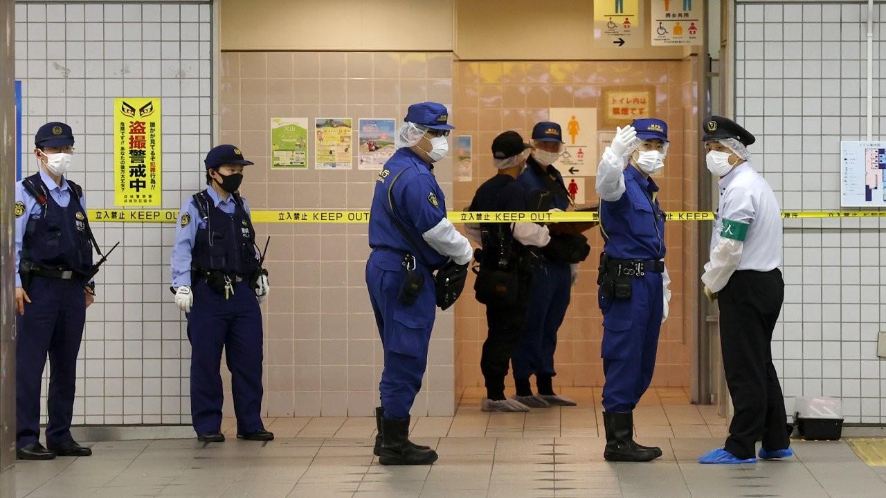 Tokyo'daki tren saldırganı 'Mutlu çiftleri öldürmek istedim' demiş