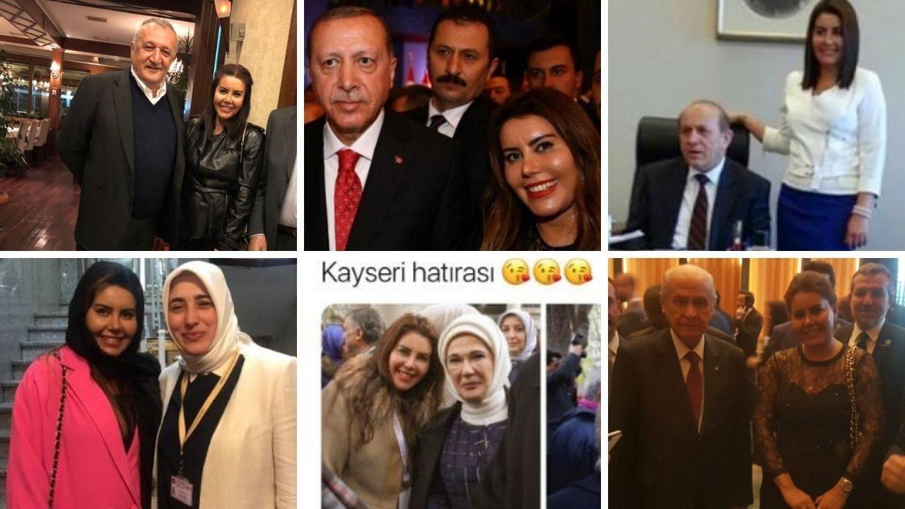Aliye Uzun'un fotoğraf albümü