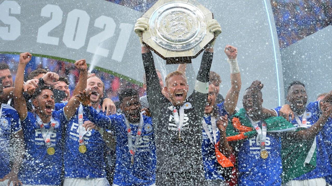 Community Shield kupasını Leicester City kazandı