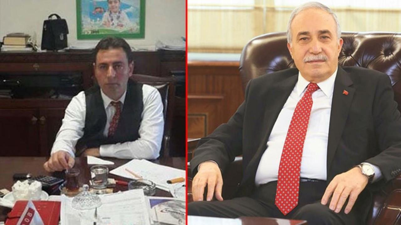 AK Partili Fakıbaba ile eski vekilin oğlu tartıştı: Hırsız, yüzsüz...