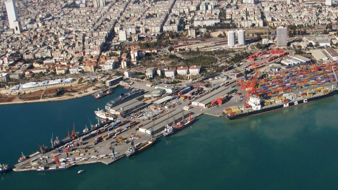'Mersin Limanı'ndaki kameralar şirketin, 15 dakikada her şey olabilir'
