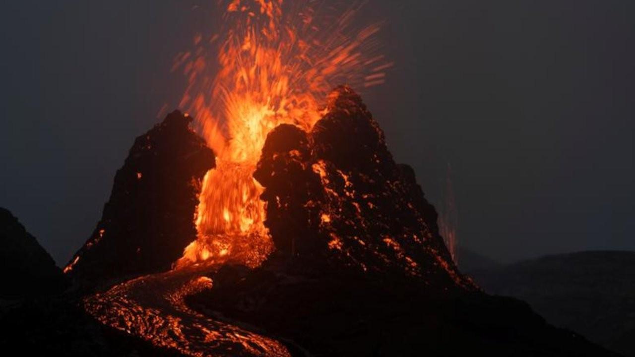 Küçük volkanik patlamalar küresel bir felaketi tetikleyebilir
