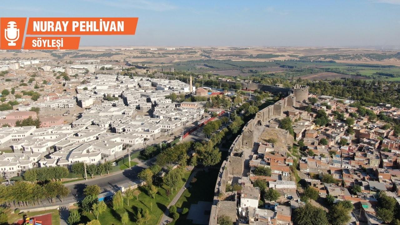 Nevin Soyukaya: Diyarbakır'daki tahribat, bir yok ediş sürecidir