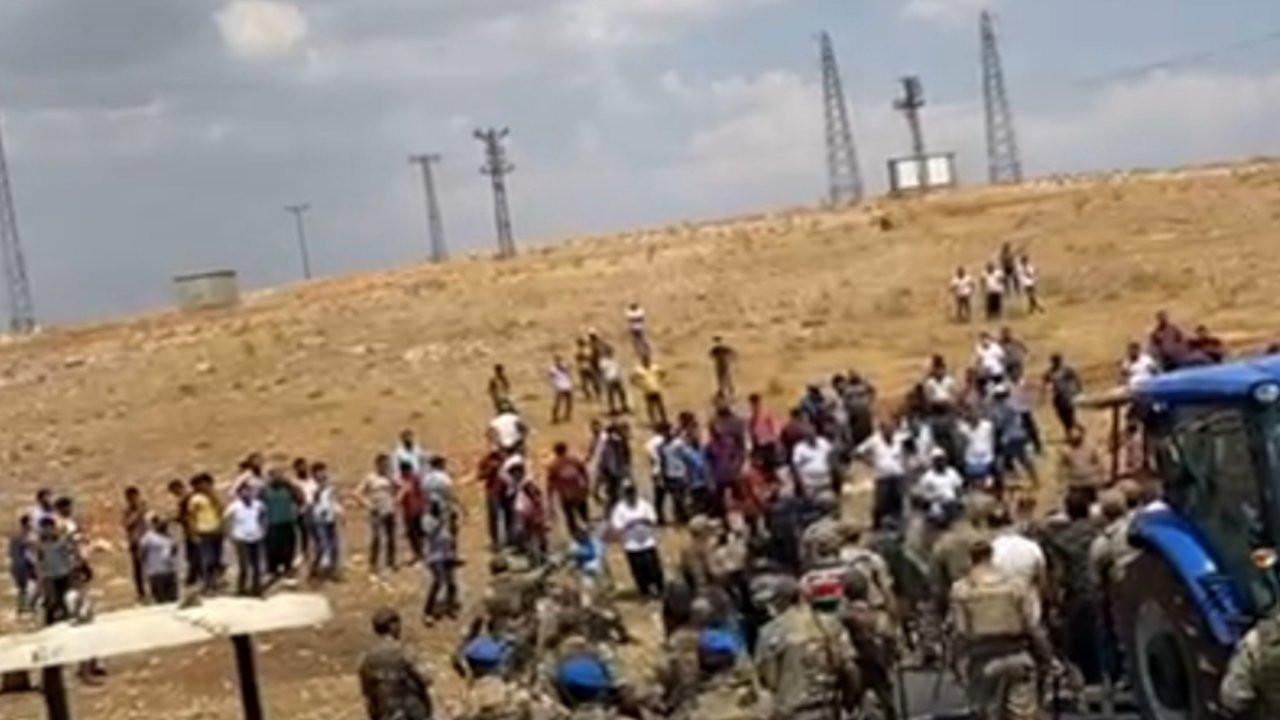 Urfa'da elektrik kesintilerini protesto eden çiftçilere gözaltı