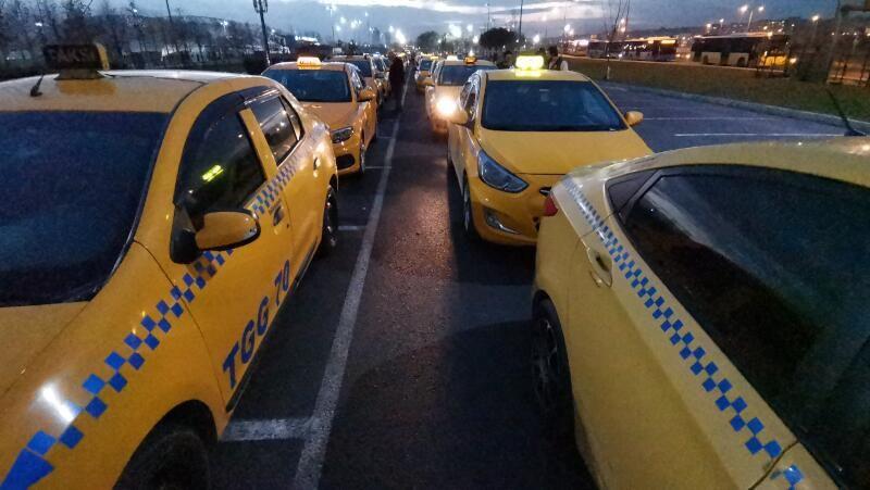 Taksiciler: Yolcular ücretli yola karşı biraz uyanık olmalı - Sayfa 2