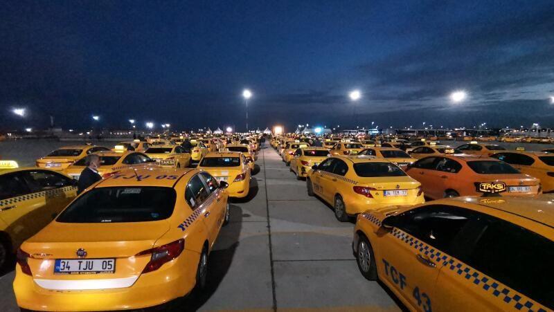 Taksiciler: Yolcular ücretli yola karşı biraz uyanık olmalı - Sayfa 3