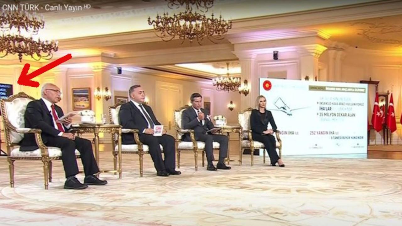 Cumhurbaşkanı Erdoğan'ın prompterı gündem oldu