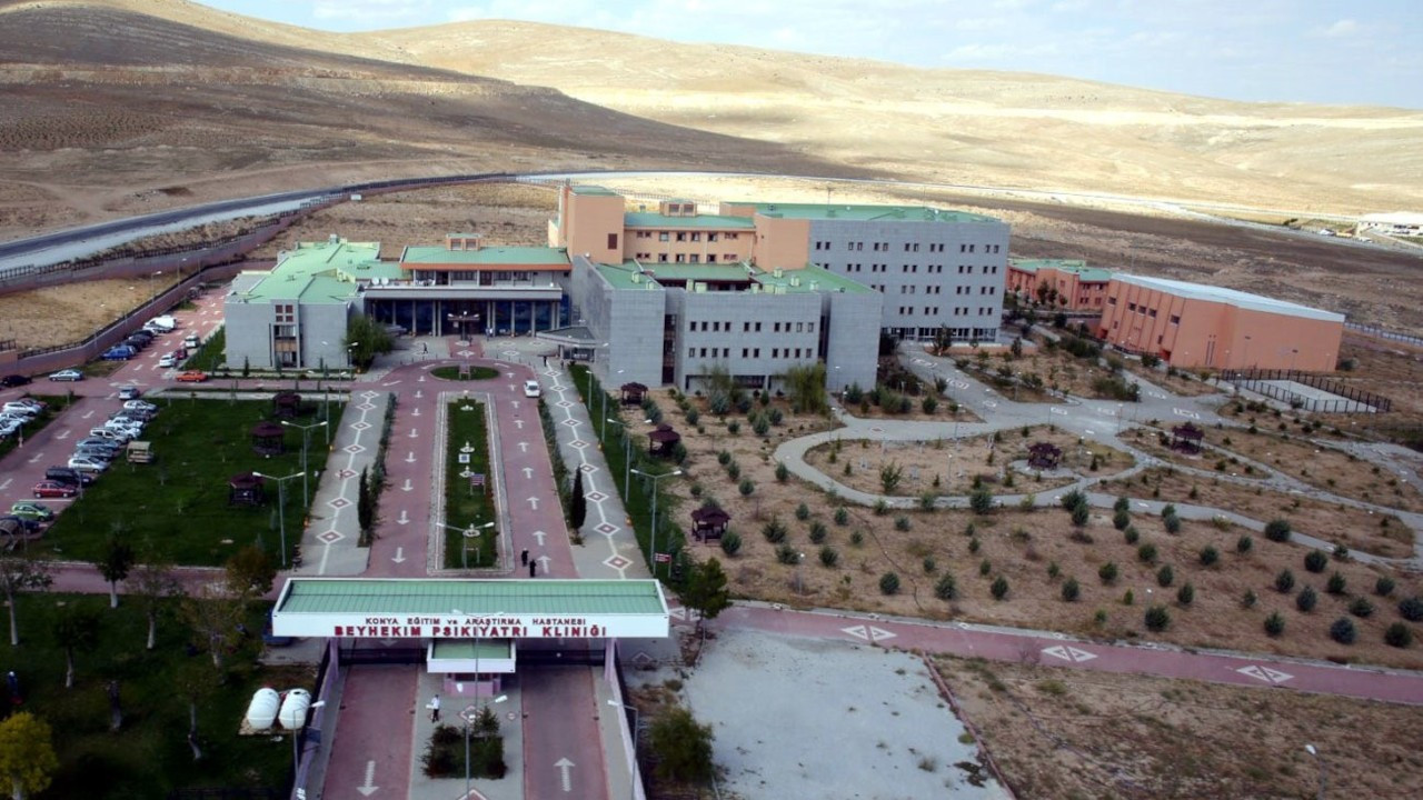 Konya'da iki hastane yeniden pandemi hastanesi ilan edildi