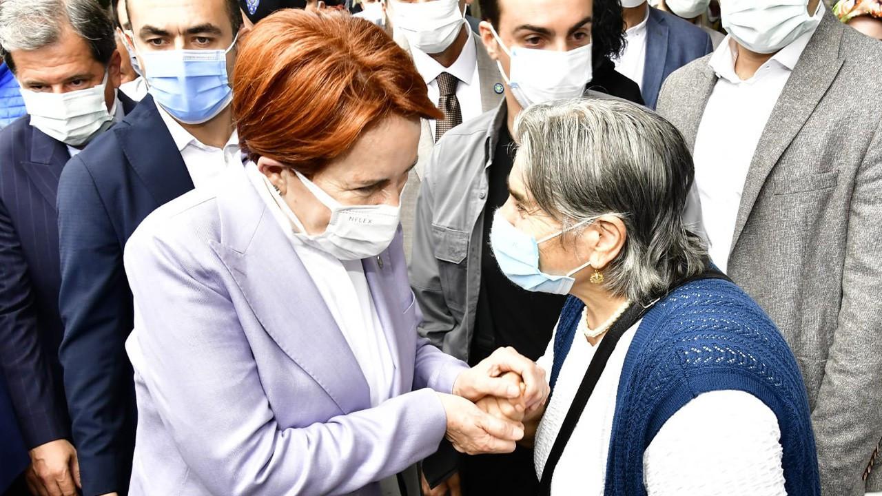 Akşener: Partili Cumhurbaşkanlığı Erdoğan'a da yaramadı
