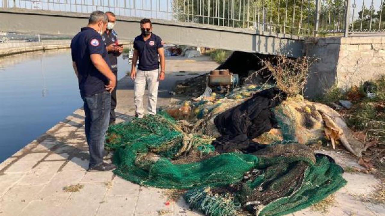 İstanbul'da 2 tonluk kaçak midye operasyonu