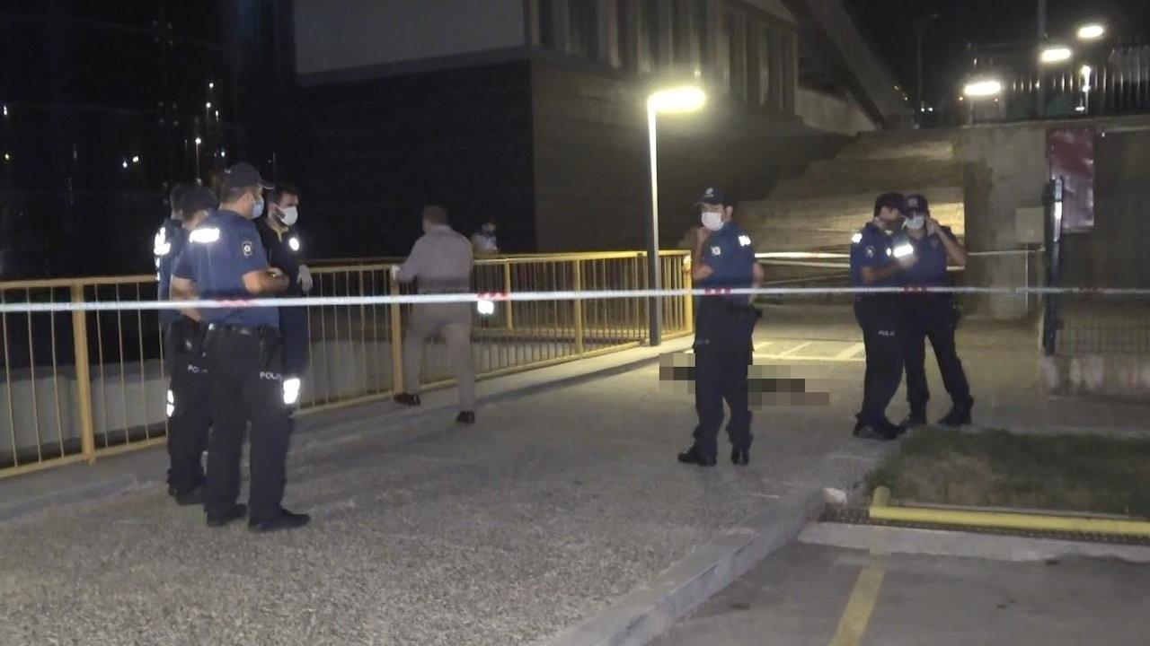 Bursa'da parkta ceset bulundu