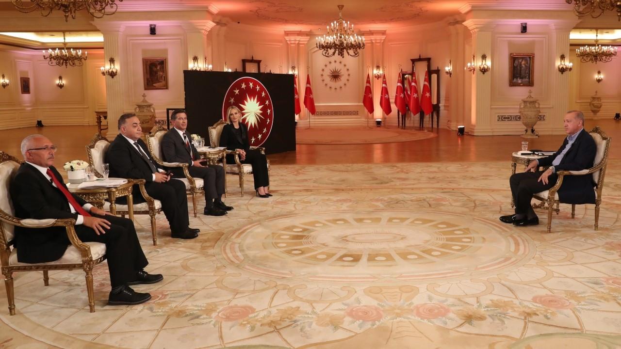 Erdoğan'dan CHP'ye: THK'yı çalışamaz hale getiren sizsiniz