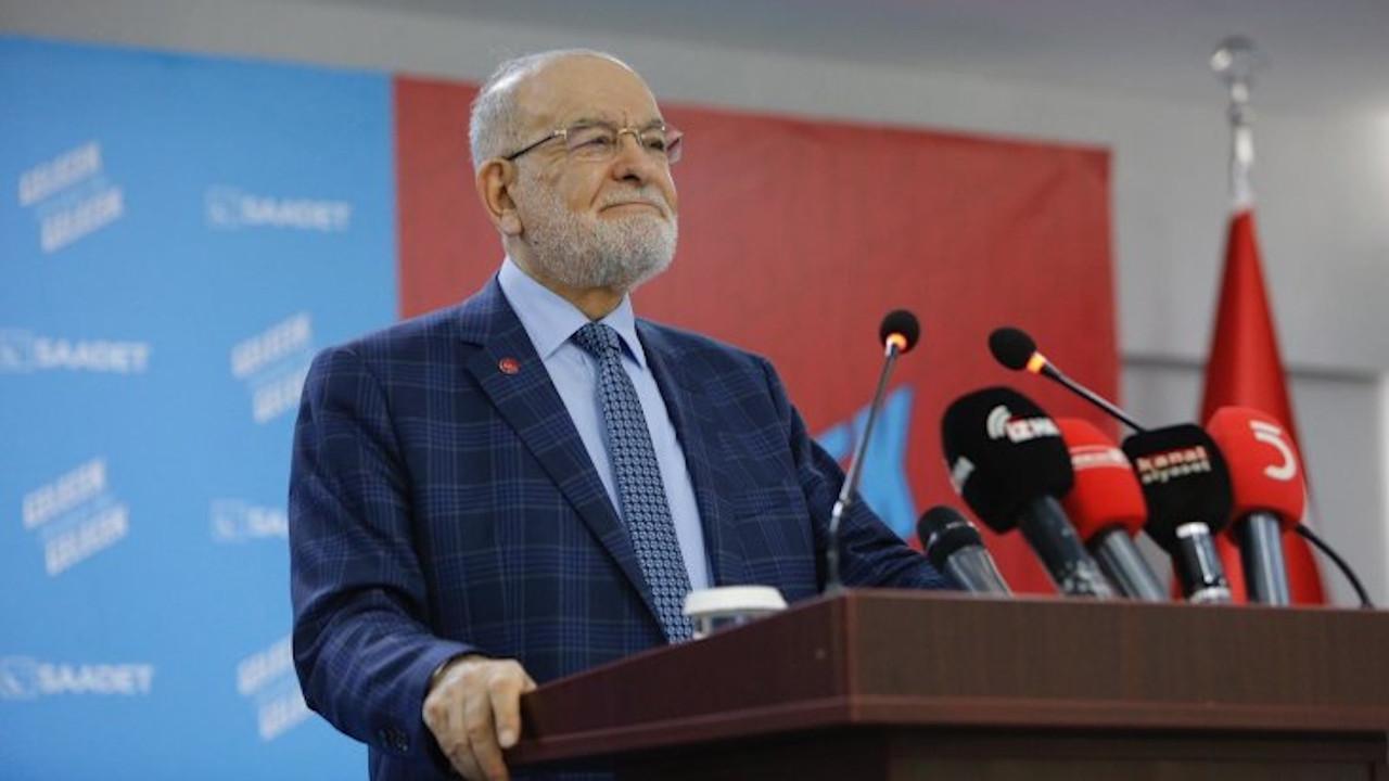Karamollaoğlu: Türkiye sınıfta kaldı, göç komisyonu kurulmalı