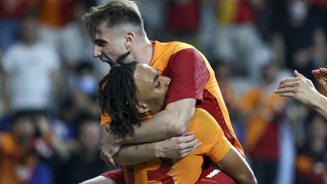 6 gollü maçta kazanan Galatasaray oldu
