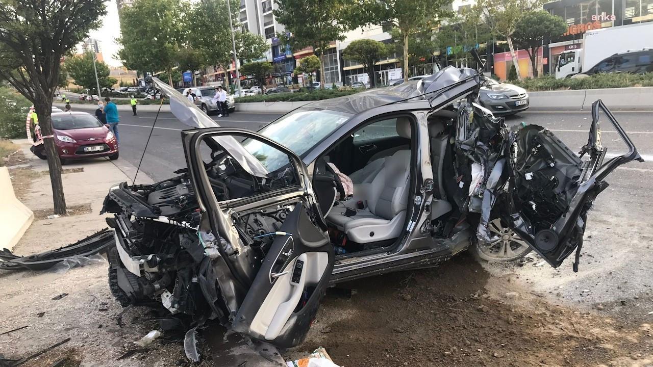 2'si ağır 11 kişinin yaralanmasına neden olan sürücü serbest bırakıldı