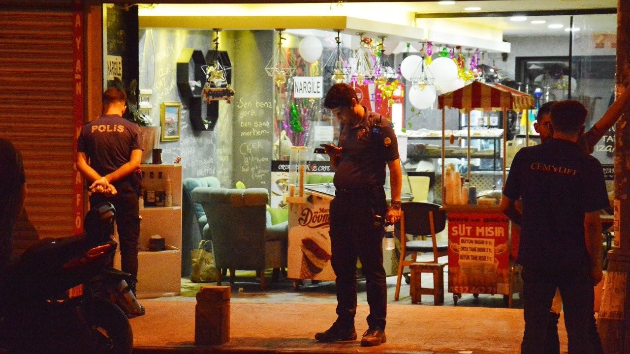 Beyoğlu'nda kafede silahlı saldırı
