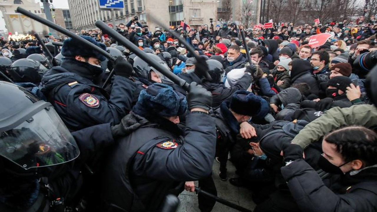 Af Örgütü'nden Rusya'ya insan hakları çağrısı