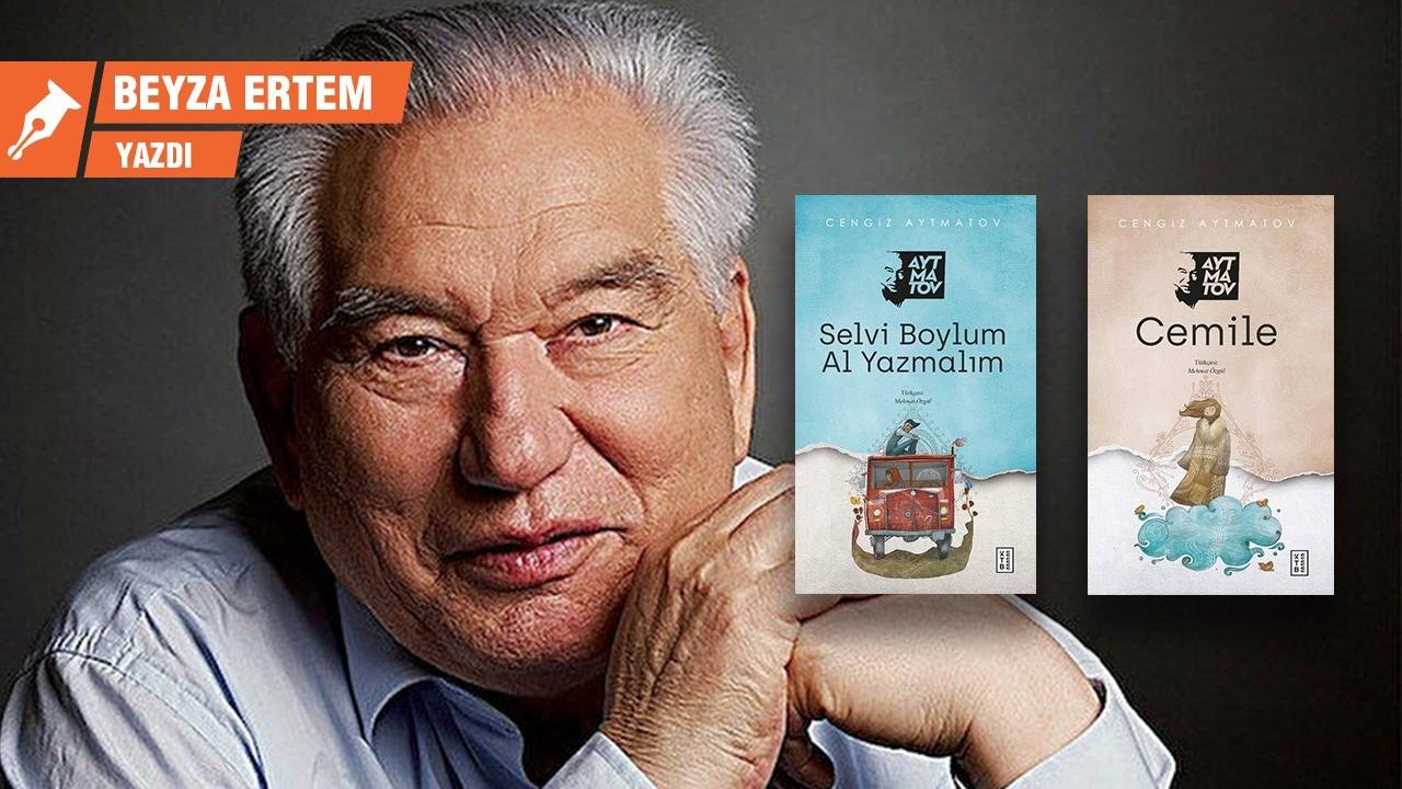 Ketebe Yayınları'ndan 'Aytmatov Kitaplığı'