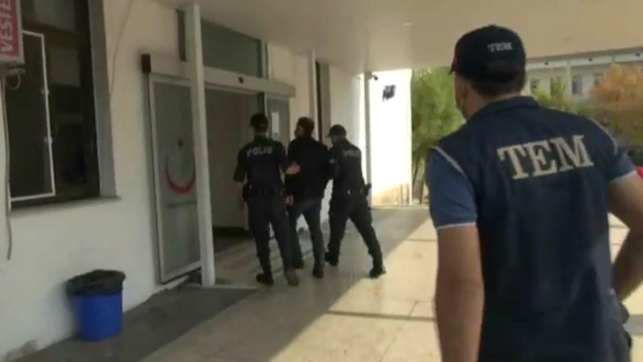 Dört kentte ev baskınları: En az 102 gözaltı