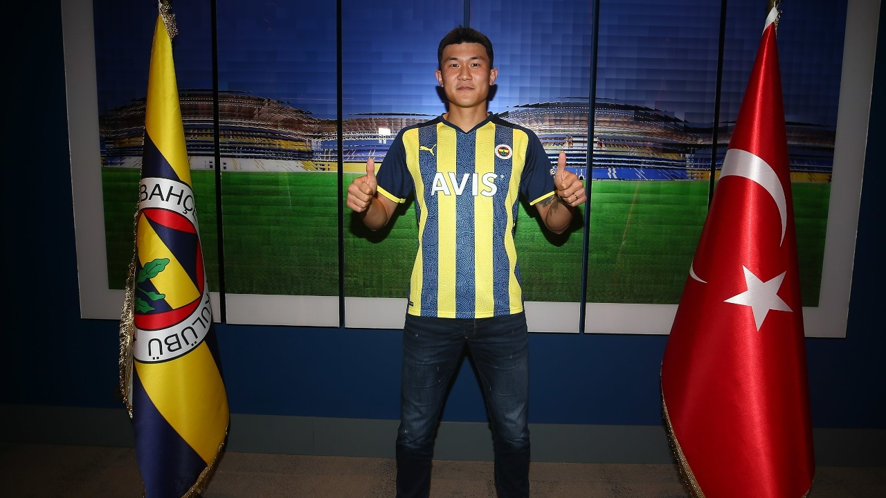 Fenerbahçe, Min-Jae Kim'i transfer etti