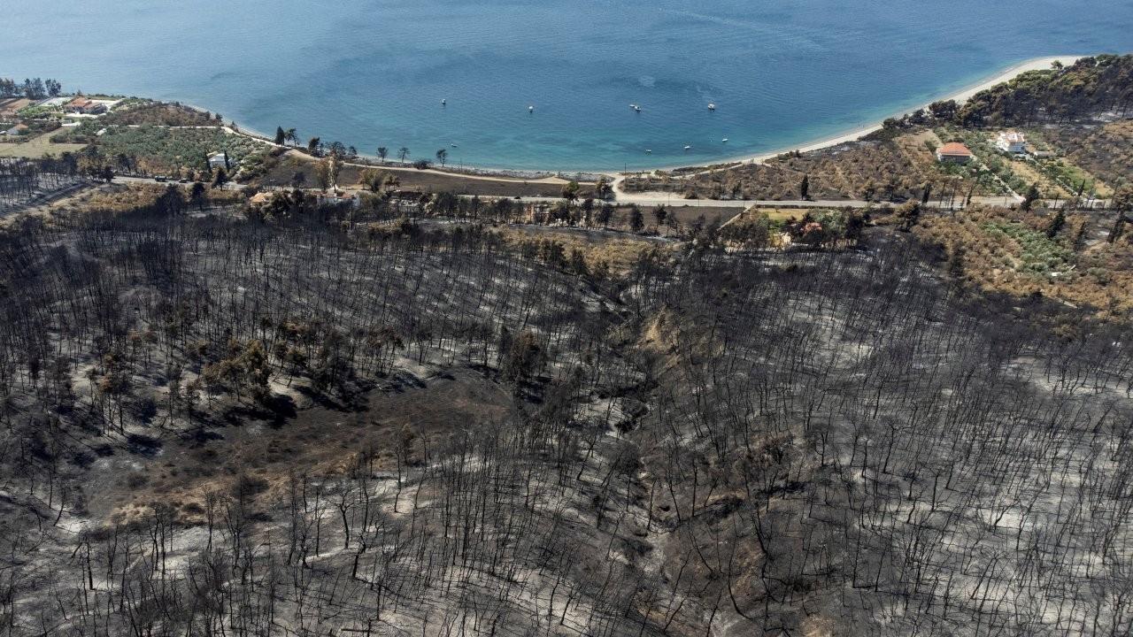Yangınla mücadelede eleştirilen Miçotakis'ten kabine değişikliği