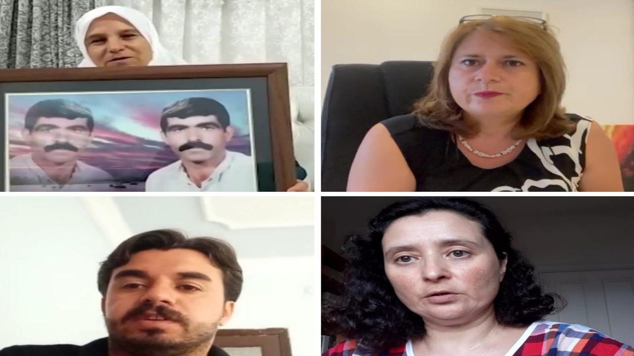 Cumartesi Anneleri Mehmet Ertak için adalet istedi