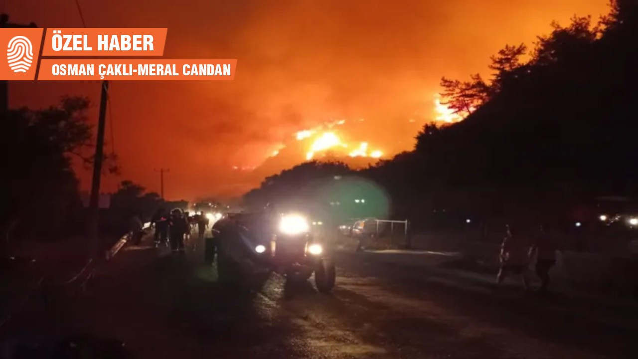 Yangından sonra Türkevler: Soğutma yapılmadı meralar gitti