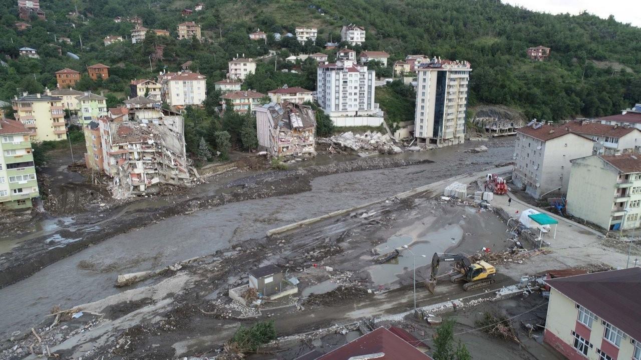 Selde yıkılan binalarla ilgili soruşturma: Bir müteahhit gözaltında