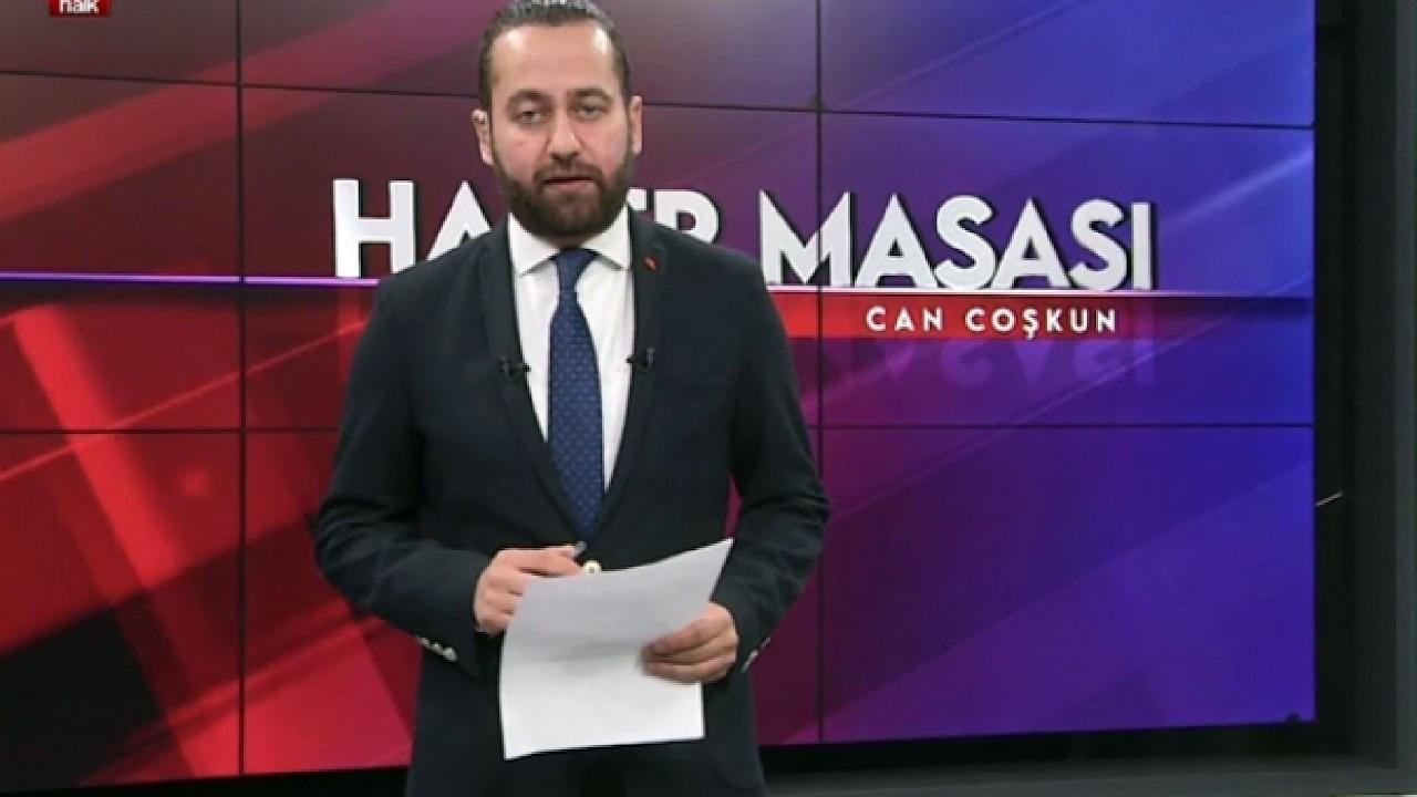 Halk TV sunucusu Can Coşkun: Havalimanında saldırıya uğradım