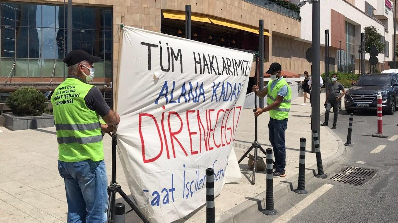 İşçiler İstanbul'da direndi, Elazığ'da kazandı