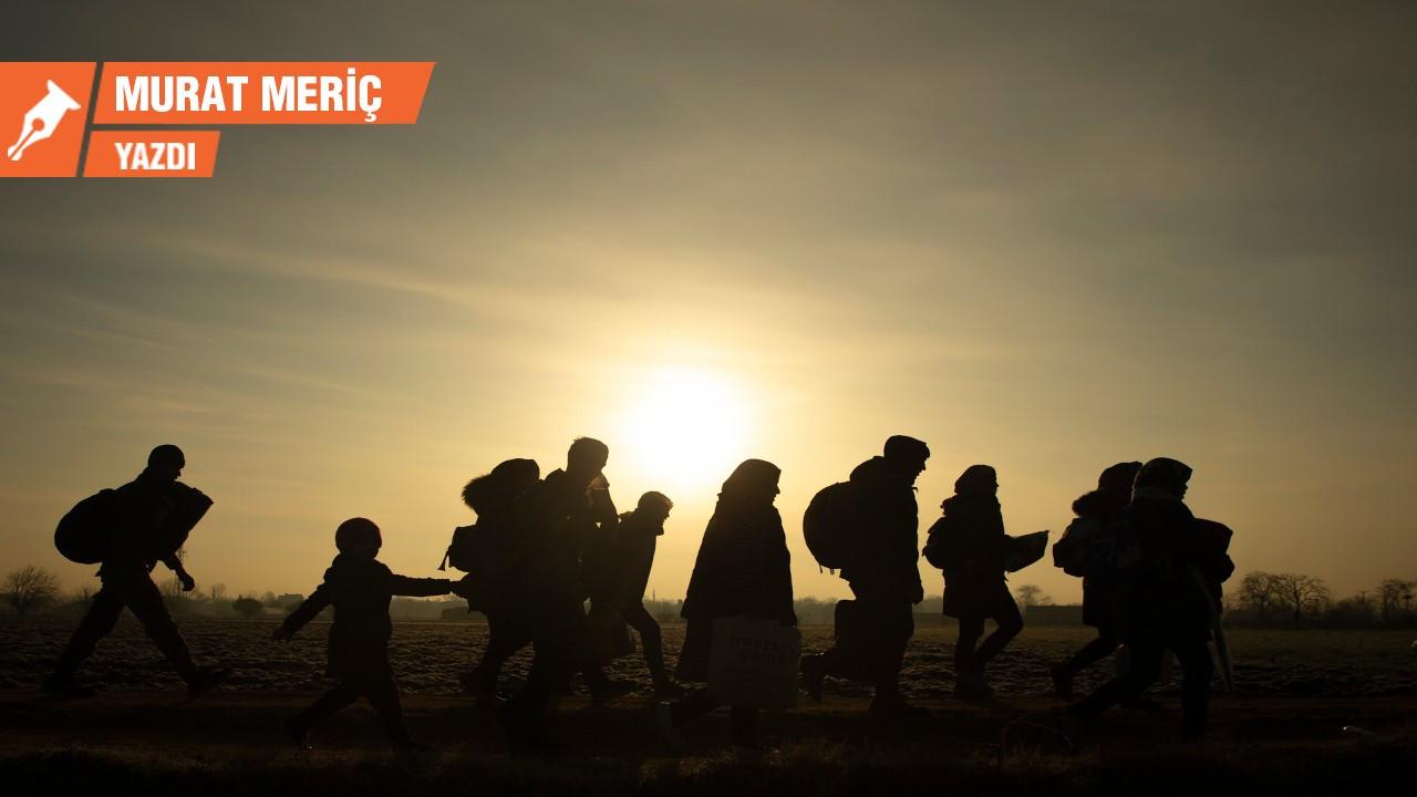 Bir şarkı, bir şiir: Sel ve göçmenler üzerine…