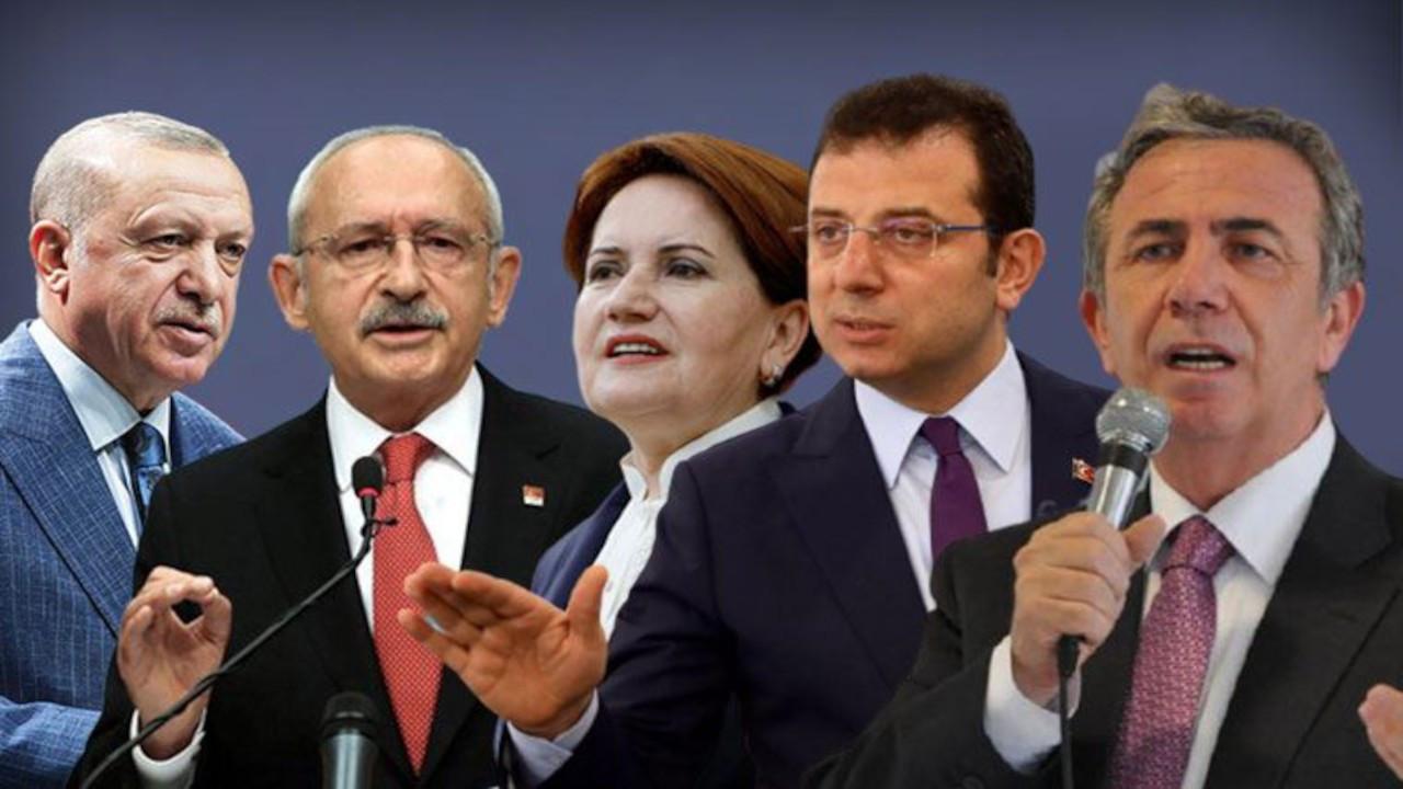 Son seçim anketi: İmamoğlu 18, Yavaş 15 puan fark atıyor