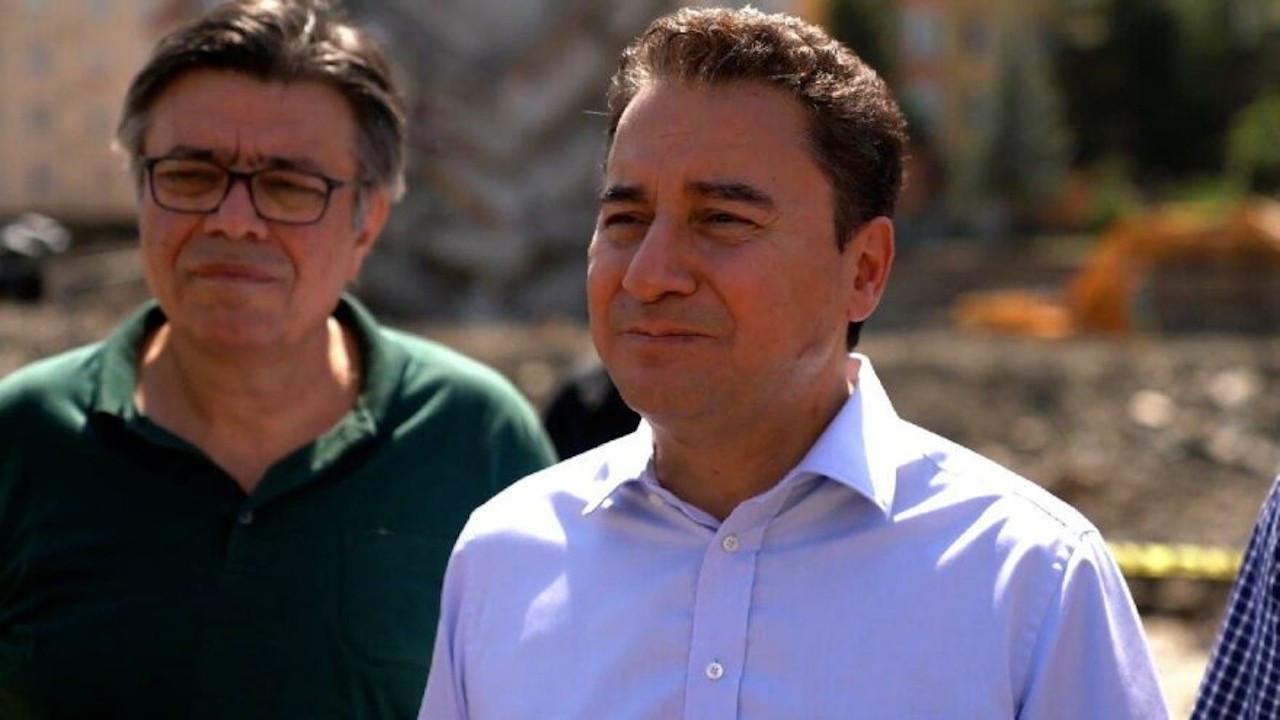 Babacan Bozkurt'ta: Felaket de acı da çok büyük