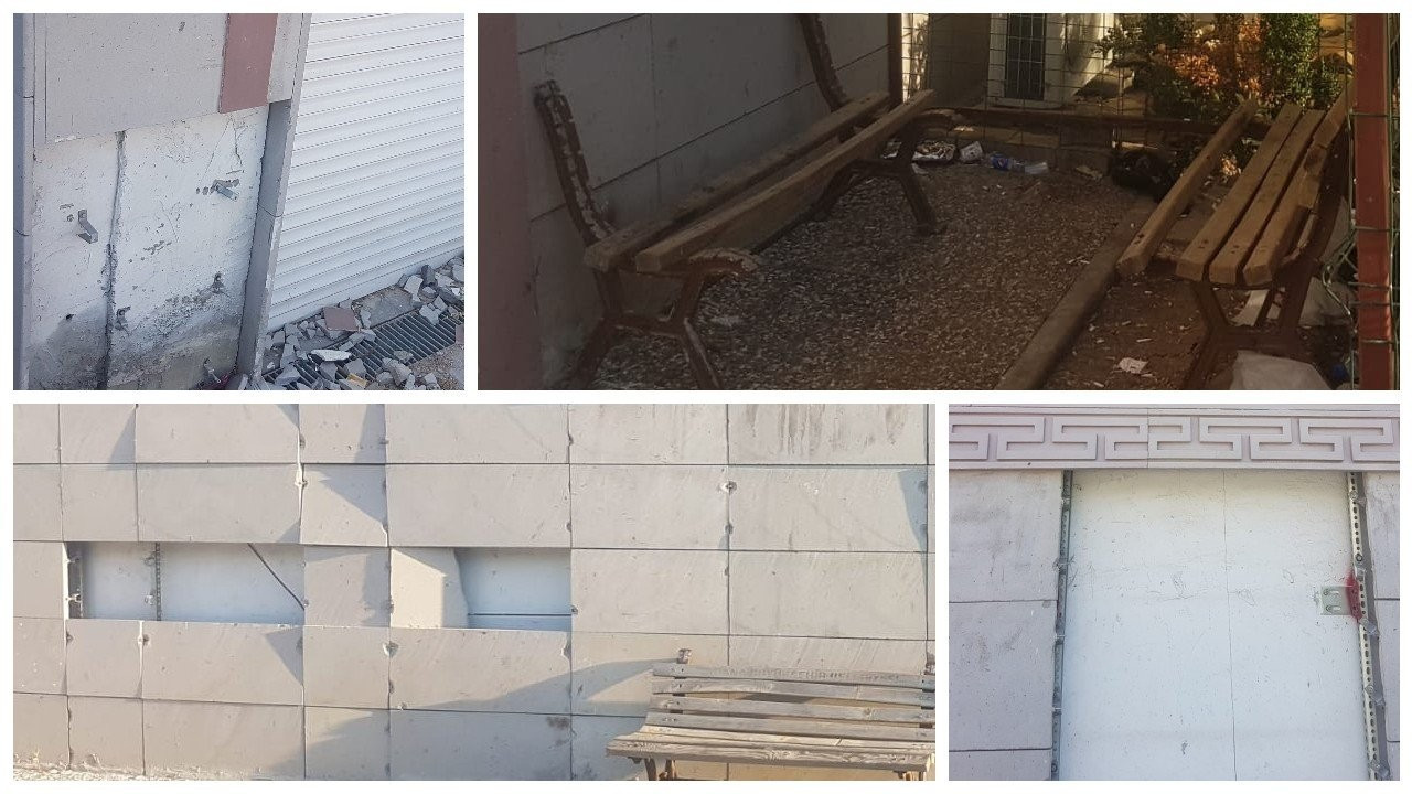 Ceyhan'daki cemevi açıldığından beri saldırıya uğruyor