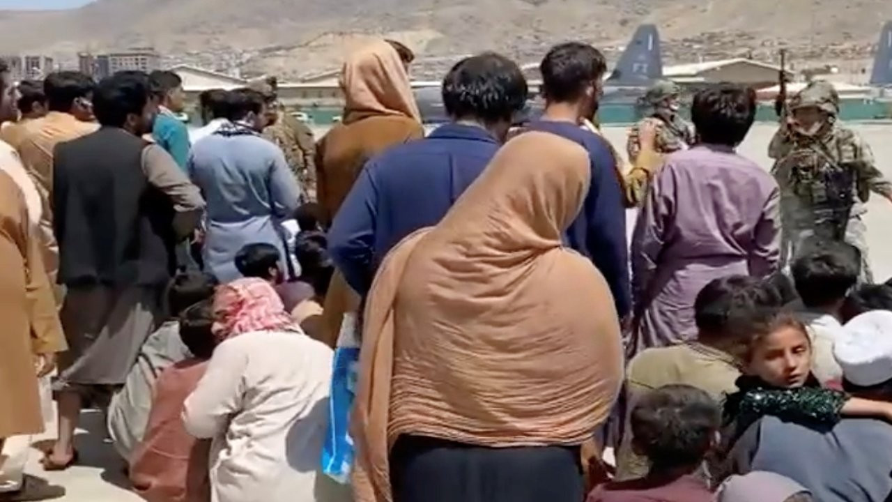 Uganda: ABD'nin talebi üzerine 2 bin Afgan sığınmacıyı kabul edeceğiz